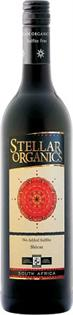 Stellar Organics Shiraz 750ml - Case of 12